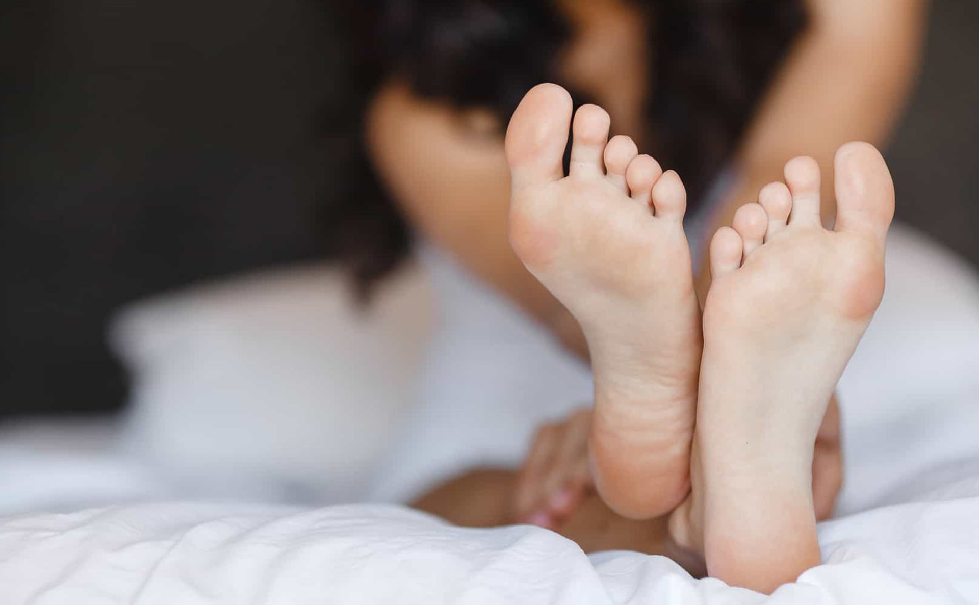 Pourquoi se masser les pieds avant d'aller se coucher